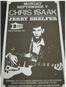 Chris Isaak, I-Beam, Sept. 7, 1987