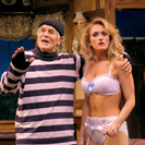 Cousin Richard in Noises Off