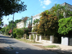 Residences in Vedado