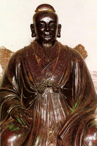 Statue of Zhang Sanfeng